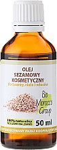 Düfte, Parfümerie und Kosmetik 100% Natürliches kosmetisches Sesamöl für Gesicht, Körper und Haar - Efas Sesam Seed Oil