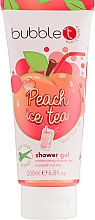 Düfte, Parfümerie und Kosmetik Duschgel Peach Ice Tea - Bubble T Peach Ice Tea Shower Gel