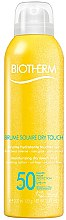 Düfte, Parfümerie und Kosmetik Sonnenspray - Biotherm Sun Protection Solaire Brume Solaire Dry Touch SPF 50