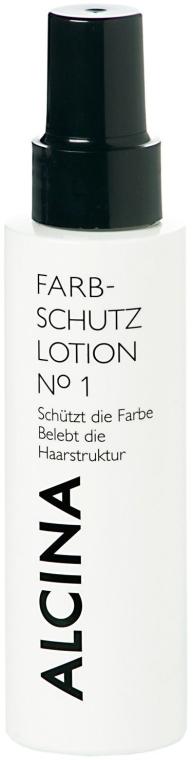 Pflegende Farb-Schutzlotion №1 für gefärbtes Haar - Alcina Hare Care Farb Schutz Lotion №1 — Bild N1