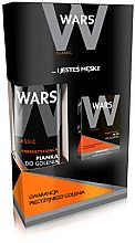 Düfte, Parfümerie und Kosmetik Set - Miraculum Wars Classic (sh/foam/300ml + a/sh/lot/90ml)