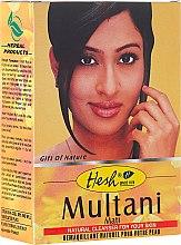 Düfte, Parfümerie und Kosmetik Reinigendes Gesichtspulver mit Multani Mati Tonerde - Hesh Multani Mati Natural Cleancer for Skin