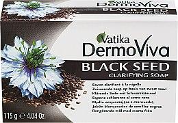 Düfte, Parfümerie und Kosmetik Klärende Seife mit Schwarzkümmel - Dabur Vatika Black Seed Soap