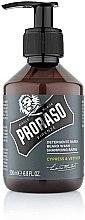 Düfte, Parfümerie und Kosmetik Sanftes Bartshampoo - Proraso Cypress & Vetyver Beard Shampoo