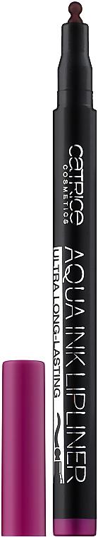 Langanhaltender Lippenkonturenstift - Catrice Aqua Ink Lipliner