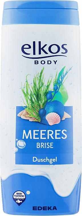 Duschgel Meeres Brise - Elkos Body Sea Breeze Shower Gel