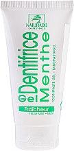 Düfte, Parfümerie und Kosmetik Bio Zahnpasta-Gel mit Minzgeschmack - Naturado Gel Dentifrice Bio Toothpaste Mint