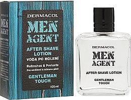 Düfte, Parfümerie und Kosmetik After Shave Lotion - Dermacol Men Agent After Shave Lotion Gentleman Touch