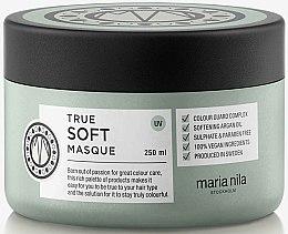Düfte, Parfümerie und Kosmetik Sanfte Farbschutz-Maske mit Arganöl - Maria Nila True Soft Masque