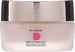 Düfte, Parfümerie und Kosmetik Lifting-Creme für Tag und Nacht 50+ - Dermika Re.Visage