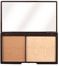 Düfte, Parfümerie und Kosmetik Gesichtskontur-Palette - Makeup Revolution I Heart Makeup Palette