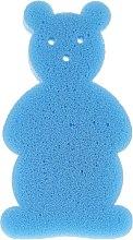 Düfte, Parfümerie und Kosmetik Kinder-Badeschwamm Bär blau - Top Choice