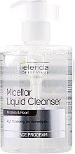 Düfte, Parfümerie und Kosmetik Mizellenwasser zum Abschminken - Bielenda Professional Face Program Micellar Liquid Cleanser