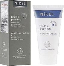 Düfte, Parfümerie und Kosmetik Anti-Falten Geichtsemulsion - Nikel Anti-Wrinkle Emulsion