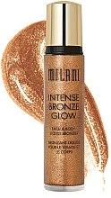 Düfte, Parfümerie und Kosmetik Gesichts- und Körperbronzer - Milani Intense Bronze Glow Face & Body Liquid Bronzer