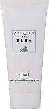Düfte, Parfümerie und Kosmetik Acqua Dell Elba Sport - Körpercreme Sport