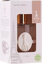 Düfte, Parfümerie und Kosmetik Parfums Sophie La Girafe Eau de Toilette - (edt/100ml+acc)