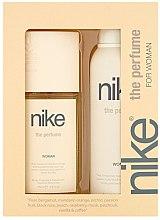 Düfte, Parfümerie und Kosmetik Nike The Perfume Woman - Duftset (Parfümiertes Körperspray 75ml + Deospray 200ml)