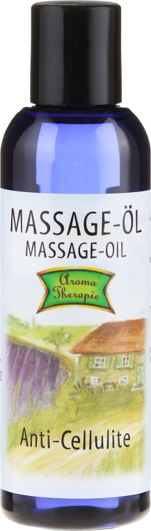 Massageöl Anti-Cellulite - Styx Naturcosmetic Massage Oil — Bild N1