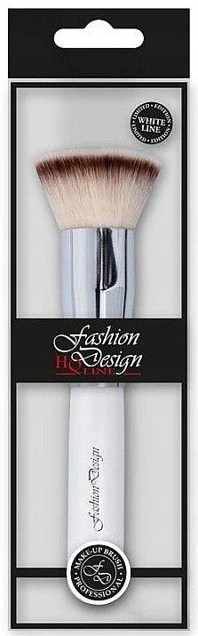 Foundationpinsel 37191 - Top Choice Fashion Design White Line