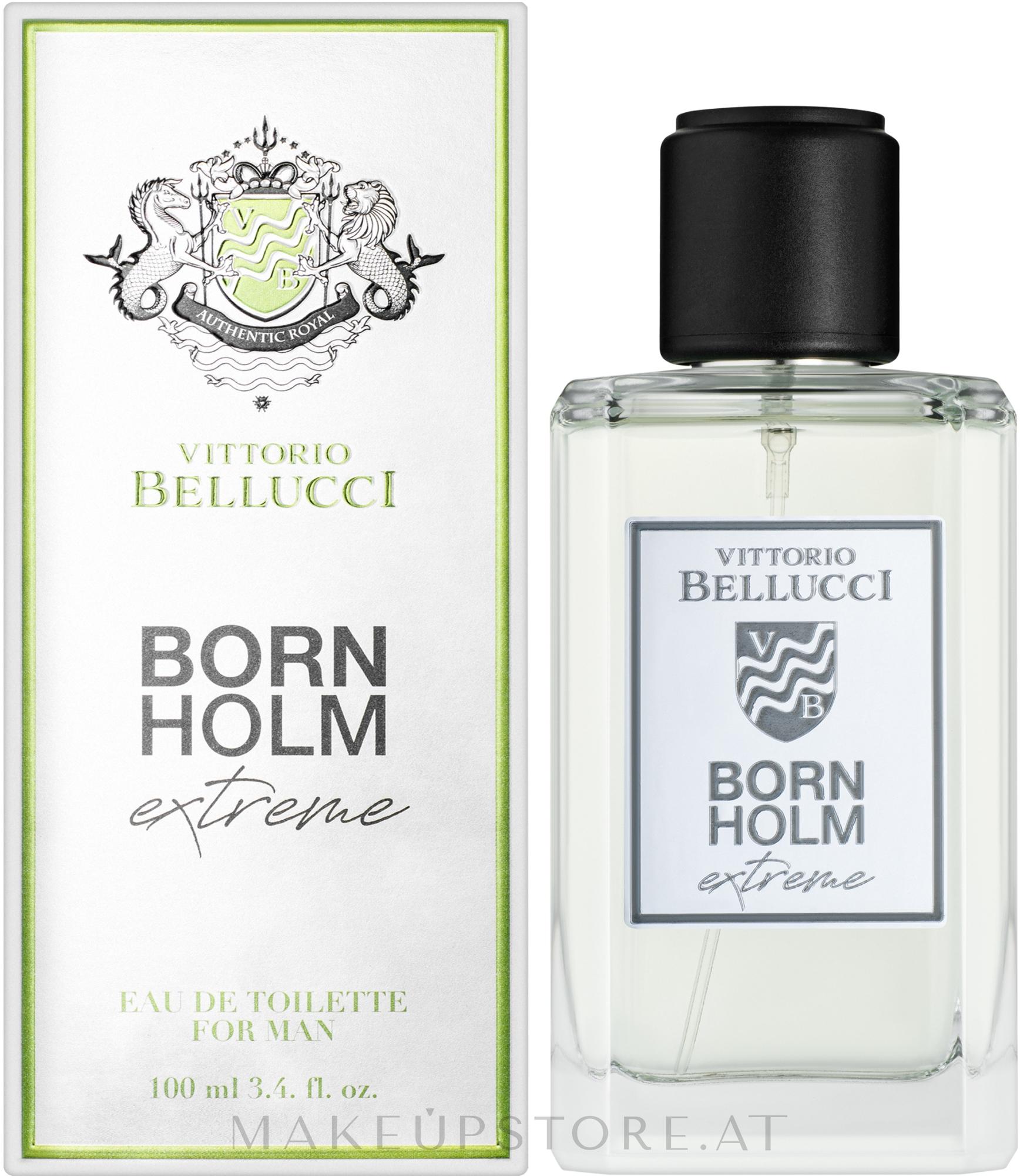 Vittorio Bellucci Born Holm Extreme Collection - Eau de Toilette — Bild 100 ml