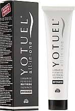 Düfte, Parfümerie und Kosmetik Zahncreme mit aufhellendem Effekt - Yotuel All in One Whitening Wintergreen Toothpaste
