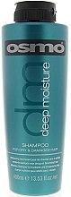 Düfte, Parfümerie und Kosmetik Reinigendes Shampoo für den täglichen Gebrauch - Osmo Deep Moisture Shampoo