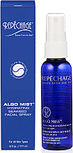 Düfte, Parfümerie und Kosmetik Feuchtigkeitsspendendes Gesichtstonikum mit Algen - Repechage Algo Mist Hydrating Seaweed Facial Spray Travel Size