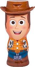 Düfte, Parfümerie und Kosmetik Kinder Duschgel Toy Story 4 Woody - Disney Toy Story 4 Woody Shower Gel