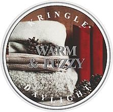 Düfte, Parfümerie und Kosmetik Duftkerze Daylight Warm & Fuzzy - Kringle Candle Warm and Fuzzy