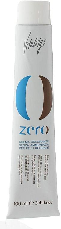 Permanente ammoniakfreie Cremefarbe - Vitality's Zero Color Cream