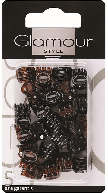 Haarkrebs 0222 schwarz-braun - Glamour