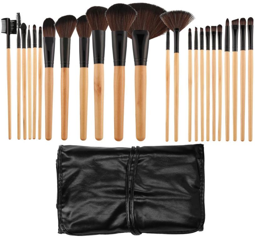 Make-up Pinselset 24-tlg. - Tools For Beauty