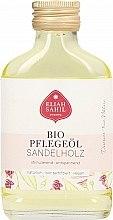Düfte, Parfümerie und Kosmetik Stimulierendes und entspannendes Bio-Pflegeöl für den Körper mit Sandelholz - Eliah Sahil Organic Oil Body & Hair Sandalwood