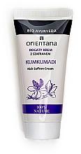 Düfte, Parfümerie und Kosmetik Reichhaltige Gesichtscreme mit Safran - Orientana Rich Saffron Cream