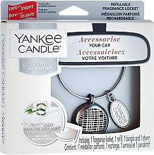 Düfte, Parfümerie und Kosmetik Auto-Lufterfrischer - Yankee Candle Fluffy Towels Linear