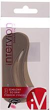 Düfte, Parfümerie und Kosmetik Augenbrauen-Schablonen 498821 - Inter-Vion
