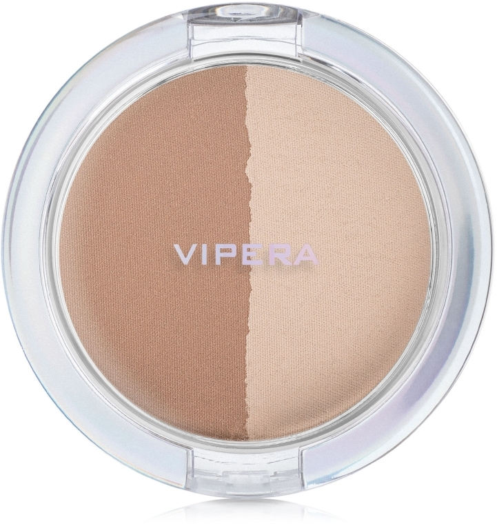 Kompaktpuder - Vipera Art of Color Powder — Bild N4