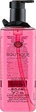 Düfte, Parfümerie und Kosmetik Flüssigseife mit samtiger Rose und Sandelholz - Grace Cole Boutique Velvet Rose & Sandalwood Hand Wash