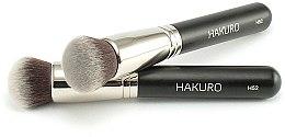 """Düfte, Parfümerie und Kosmetik Foundationpinsel """"H52"""" - Hakuro"""