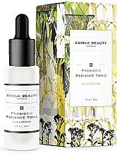 Düfte, Parfümerie und Kosmetik Revitalisierendes Gesichstonikum mit Probiotika - Edible Beauty Probiotic Radiance Tonic Serum