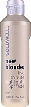 Düfte, Parfümerie und Kosmetik Blonde-Lotion - Goldwell New Blonde Lotion
