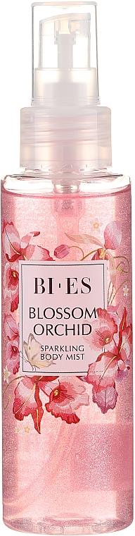 Bi-Es Blossom Orchid Sparkling Body Mist - Parfümierter Körpernebel