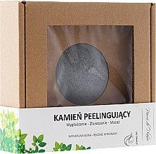 Düfte, Parfümerie und Kosmetik Peelingstein aus natürlicher grauen Tonerde für Gesicht - Pierre de Plaisir Natural Scrubbing Stone Face