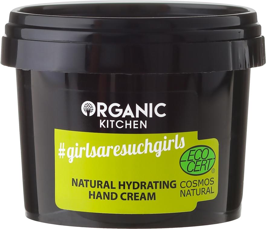 Feuchtigkeitsspendende Handcreme - Organic Shop Organic Kitchen Moisturizing Hand Cream