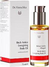 Düfte, Parfümerie und Kosmetik Pflegendes Körperöl mit Birke und Arnika - Dr. Hauschka Birch Arnica Energising Body Oil