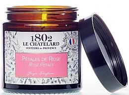 Düfte, Parfümerie und Kosmetik Duftkerze Rosenblätter - Le Chatelard 1802 Rose Petals Scented Candle