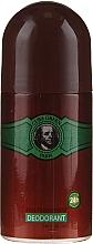 Düfte, Parfümerie und Kosmetik Cuba Green Deodorant - Antitranspirant Roll-On Deodorant