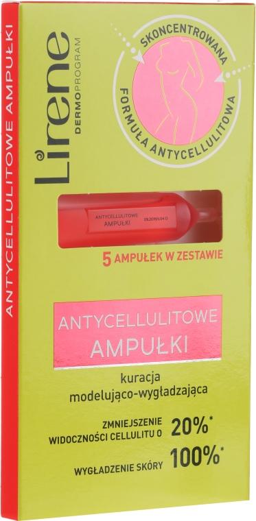 Anti-Cellulite Ampullen für den Körper - Lirene