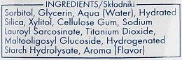 Fluoridfreie Kinderzahnpasta mit Xylitol - Ziaja Toothpaste For Kids — Bild N2